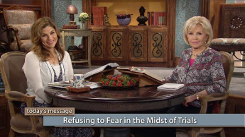 Refusing to Fear in the Midst of Trials