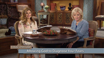 Allowing God to Diagnose Your Fears