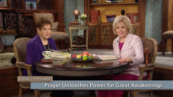 Prayer Unleashes Power for Great Awakenings
