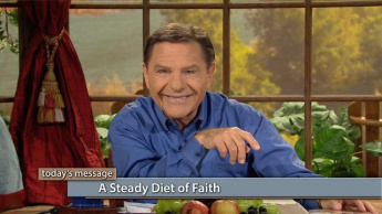 A Steady Diet of Faith