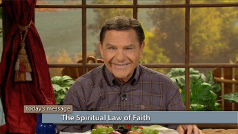 The Spiritual Law of Faith