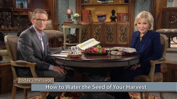 How to Water the Seed of Your Harvest