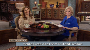 Yielding Leads to a Life of Fruit and Freedom