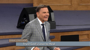 Trust God's Love to Heal