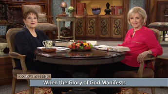 When the Glory of God Manifests