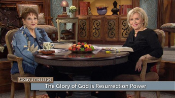 The Glory of God is Resurrection Power