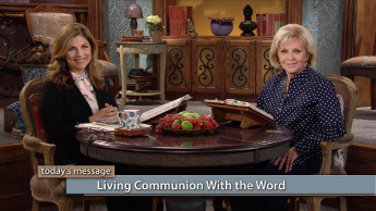 Living Communion With the Word
