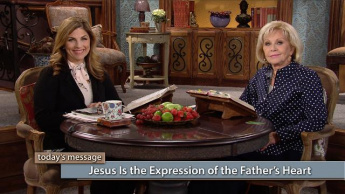 Jesus Is the Expression of the Father's Heart