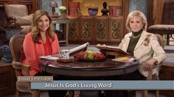 Jesus Is God's Living Word