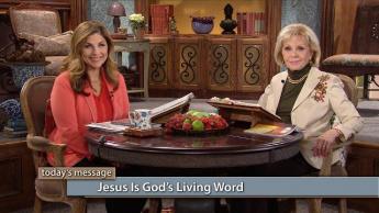 Jesus Is God's Living Word
