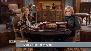 Don't Hide From God