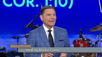 Healing Always Comes
