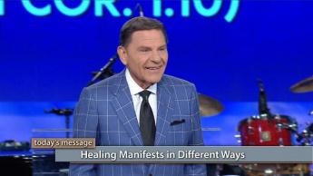 Healing Manifests in Different Ways