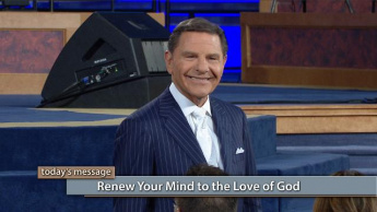 Renew Your Mind to the Love of God