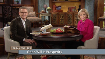 God's Will Is Prosperity