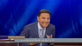 Living and Walking by Faith