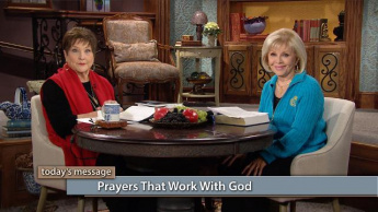 Prayers That Work With God