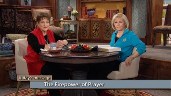 The Firepower of Prayer