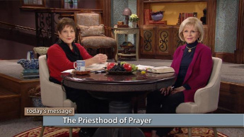 The Priesthood of Prayer