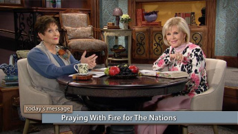 Praying With Fire for the Nations