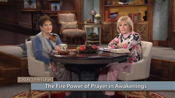 The Firepower of Prayer in Awakenings