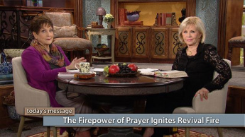 The Firepower of Prayer Ignites Revival Fire