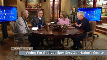 Voting for Godly Judges Sets Our Nation's Course