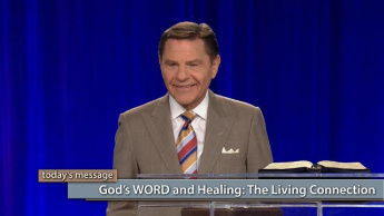 God's WORD and Healing: The Living Connection