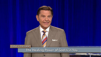The Healing Power of God Is in You