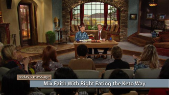 Mix Faith With Right Eating the Keto Way