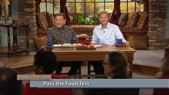 Pass the Food Test