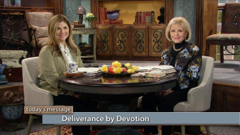 Deliverance by Devotion