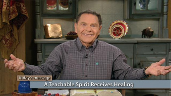 A Teachable Spirit Receives Healing