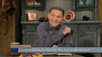 It Is God's Perfect Will for You to Be Healed