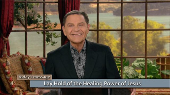 Lay Hold of the Healing Power of Jesus