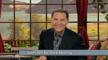 God's Will for You Is Healing