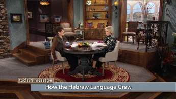 How the Hebrew Language Grew
