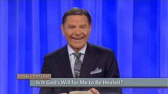 Is It God's Will for Me to Be Healed?
