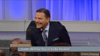 God's Will for You Is to Be Healed