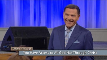 You Have Access to All God Has Through Christ