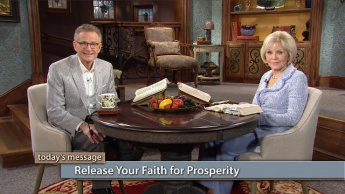 Release Your Faith for Prosperity