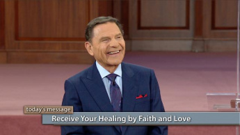 Receive Your Healing by Faith and Love