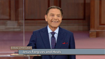 Jesus Forgives and Heals