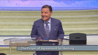 The Prayer of Agreement for Healing