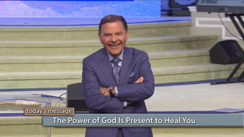 The Power of God Is Present to Heal You