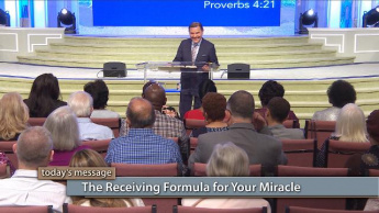 The Receiving Formula for Your Miracle