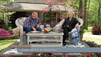 God's Will Is to Heal You