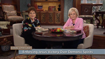 Enforcing Jesus' Victory Over Demonic Spirits