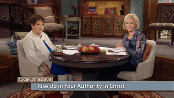 Rise Up in Your Authority in Christ
