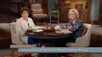 The Source of Spiritual Power and Authority